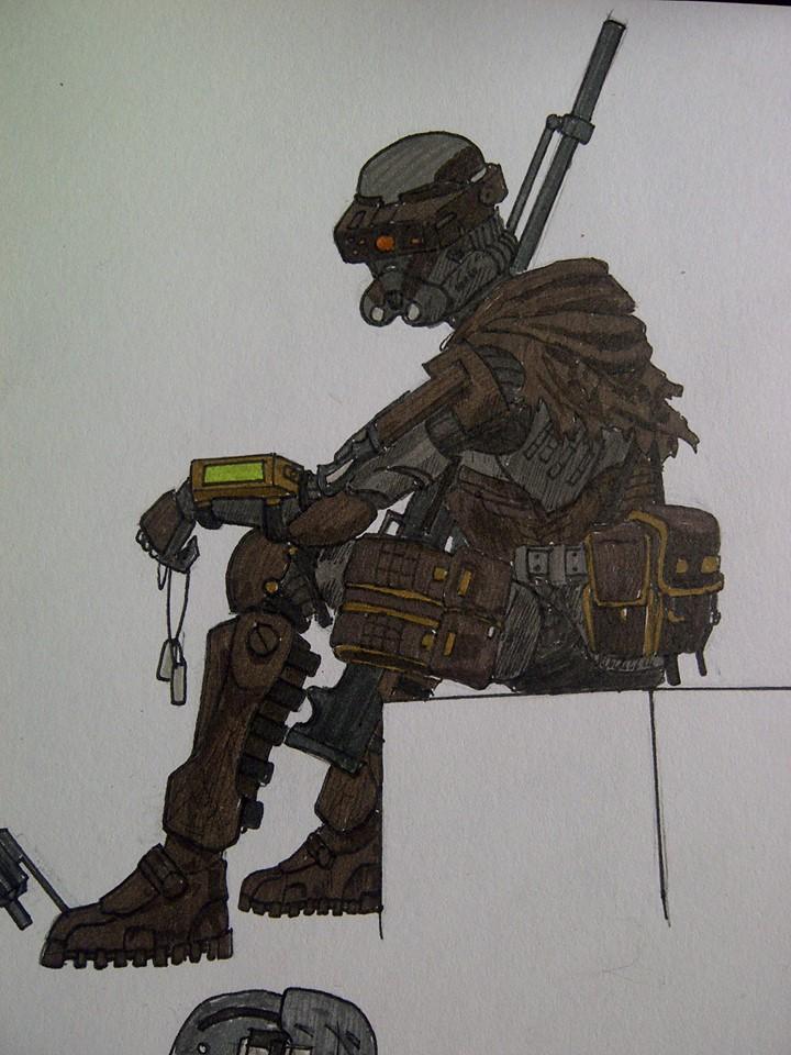 Clone sniper by halonut117