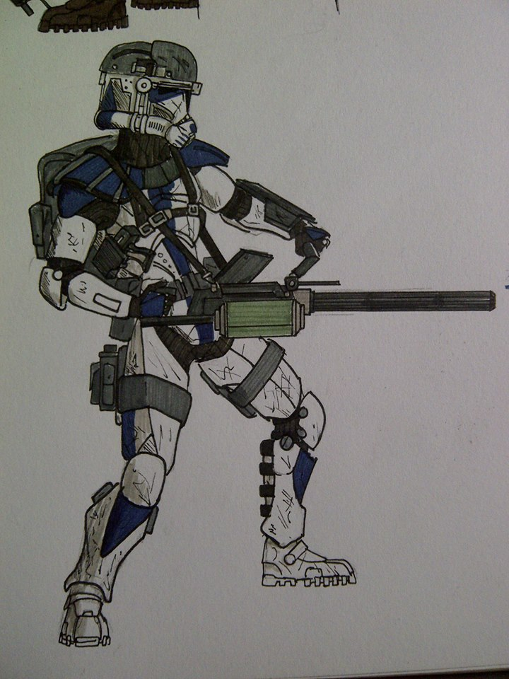 Clone engineer by halonut117