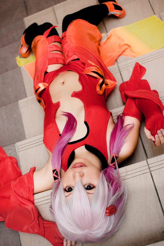 EGOIST - Guilty Crown by AmyDakota