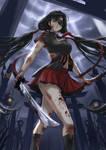 Saya Kisaragi Blood-C by jastersin21