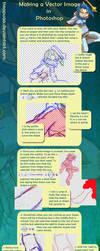Vector tutorial by TinaPuaa