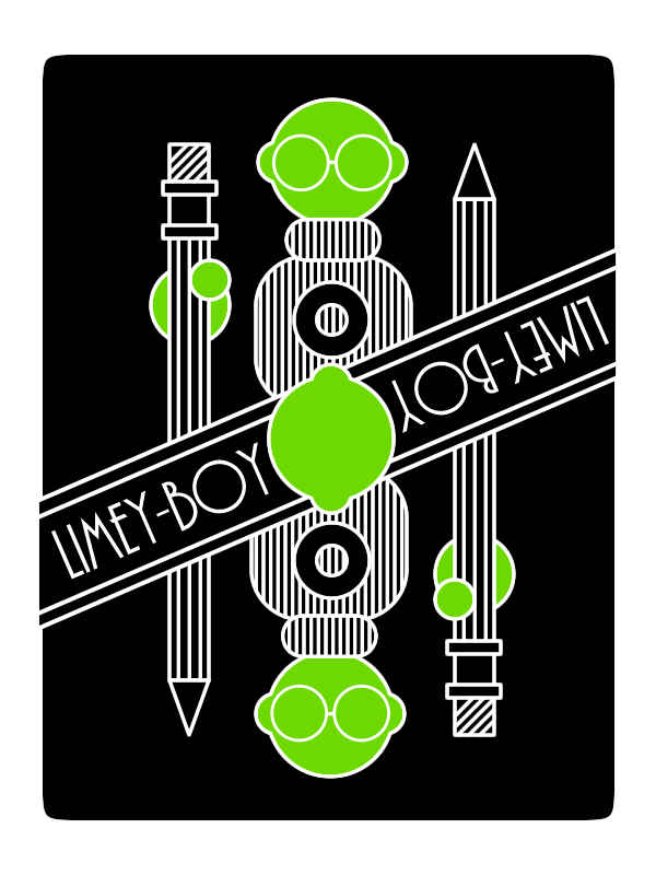 Playing card by Limey-Boy