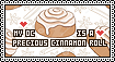 Stamp: My OC is a Precious Cinnamon Roll by lovexparody