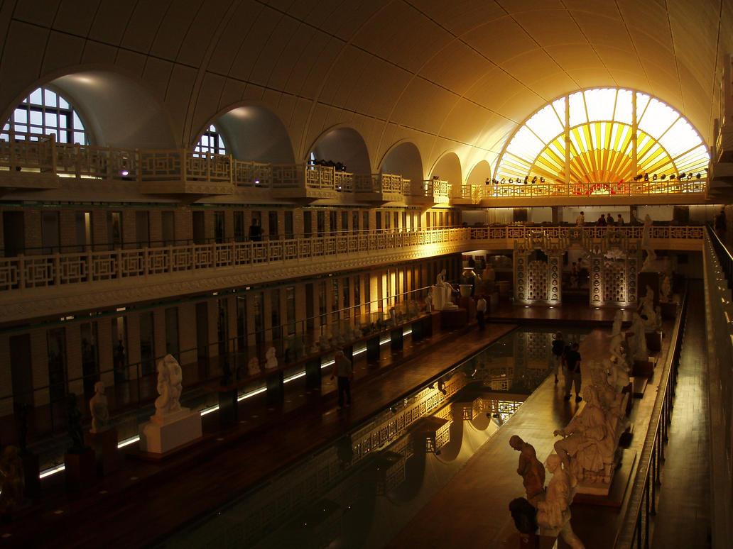 Musee piscine de roubaix by ganoninc on deviantart - Musee roubaix la piscine ...