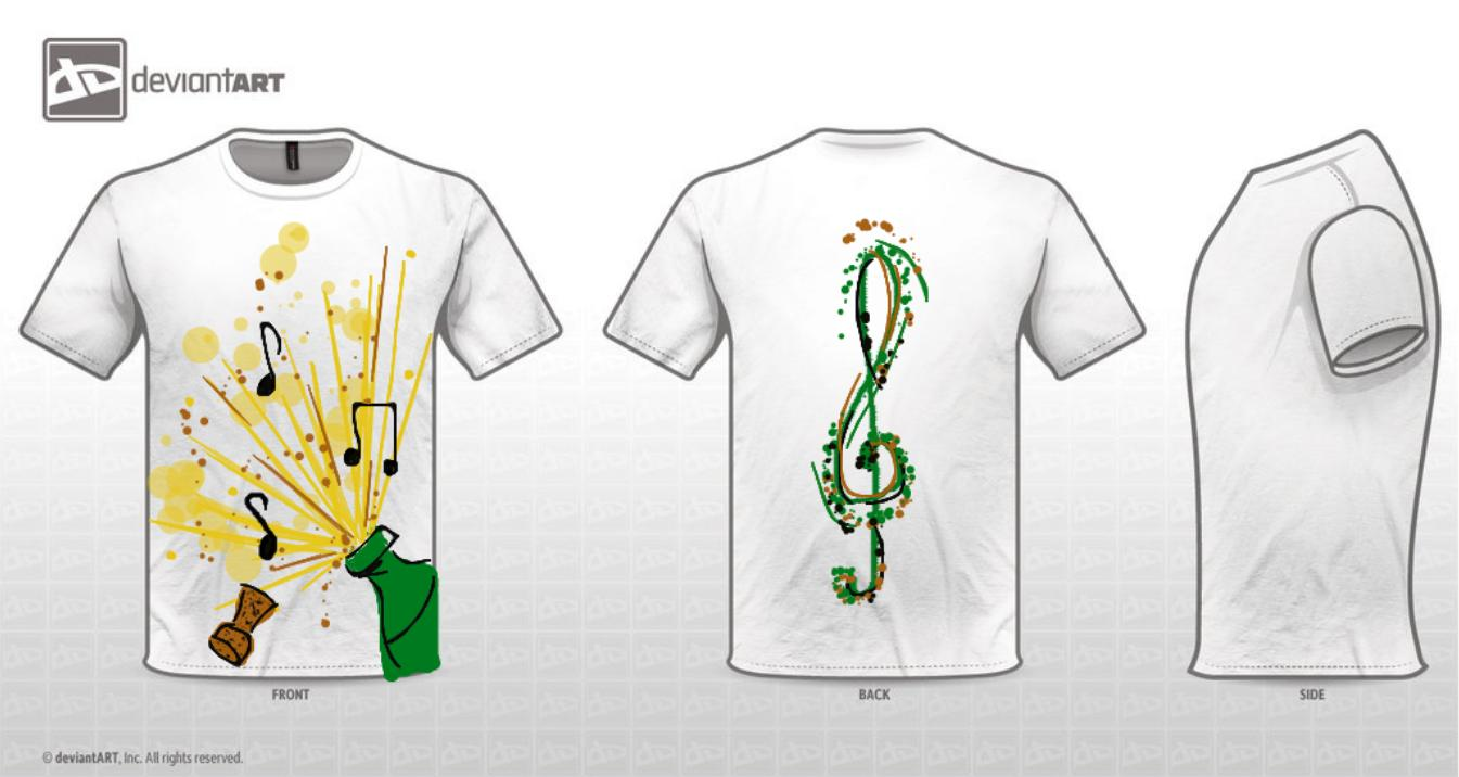 My t shirt designs artee shirt Music shirt design ideas