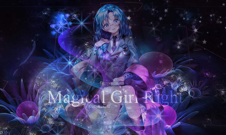MAGICAL GIRL by Hime-Love-Design
