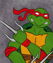 Old School Raph