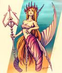Mermaid Queen Final