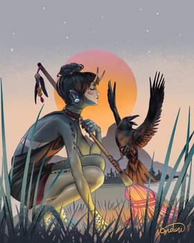 Ravens Twilight