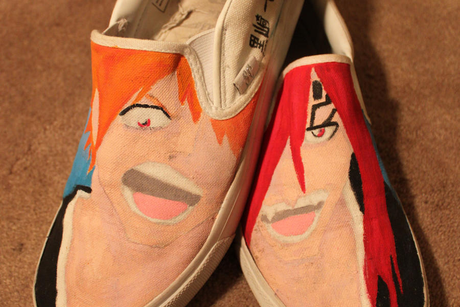 to my soul shoes by shelbylanerd on deviantart