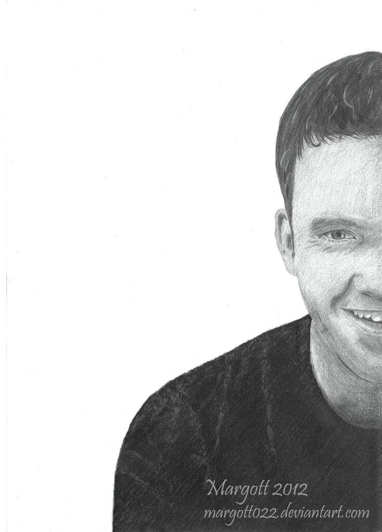 Gareth David Lloyd by Margott022