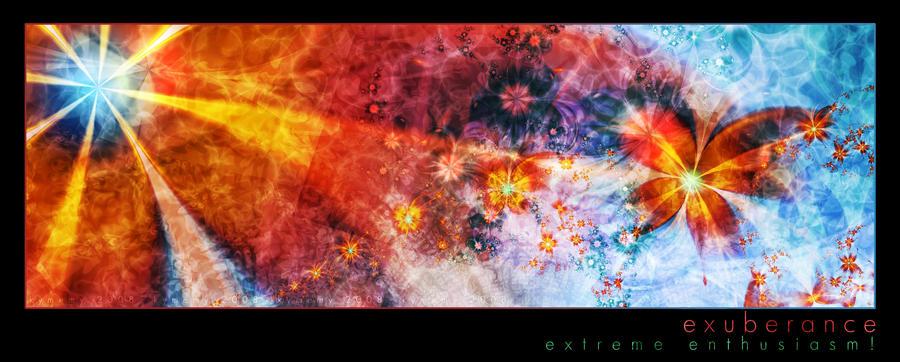 Exuberance by Kymemy