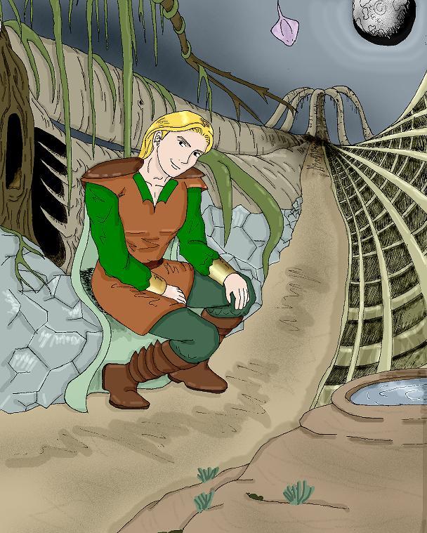 legend of dragoon albert - photo #28