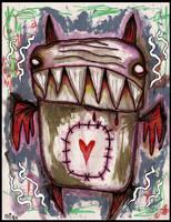 Love Bat by justinaerni
