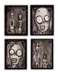 Family Of Decay Series Four