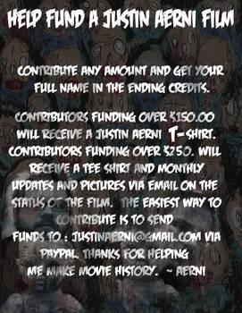 Help Fund A Justin Aerni Film