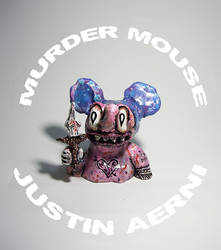 Murder Mouse Bust
