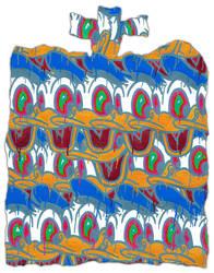 Duck Gravescape by justinaerni