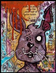 The Evil Rabbit by justinaerni