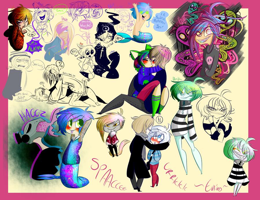 Doodle Dump by BlubberBooty