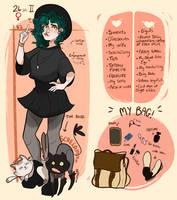 Meet the Artist by Dottea