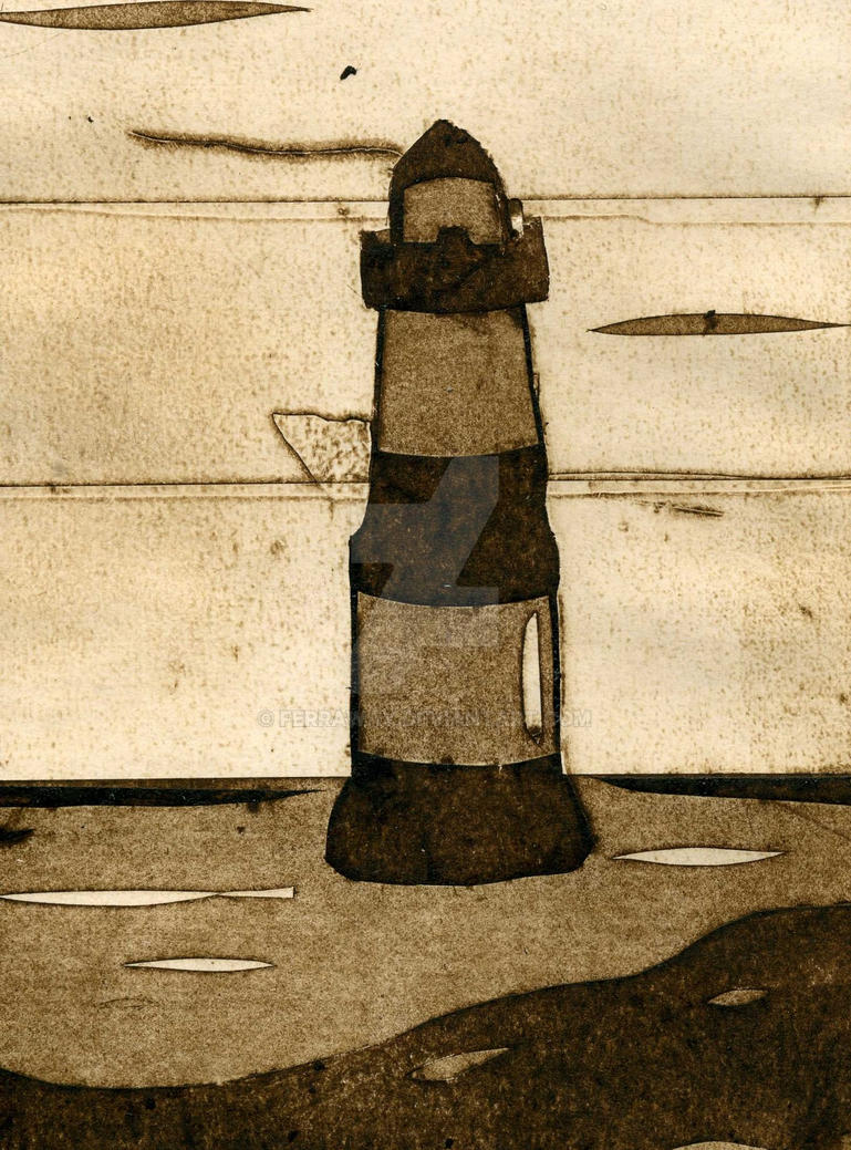 The Lighthouse by Ferraway on DeviantArt