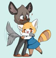 Hug! by FaerieBottle