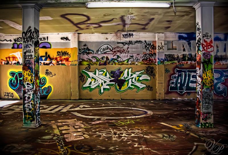 The Graffiti Project VIV by Soul116
