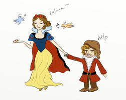 4 (Margaery Throws a Royal Costume Party)