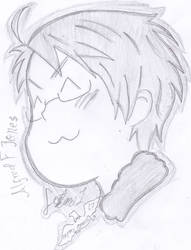 Kawaii Alfred by captainamerica67