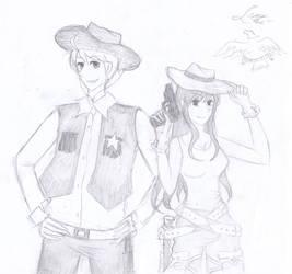 howdy by captainamerica67
