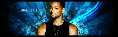 Will smith signature by Leux