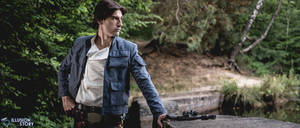 Han Solo Bespin Cosplay
