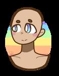 Smile through the rainbow base