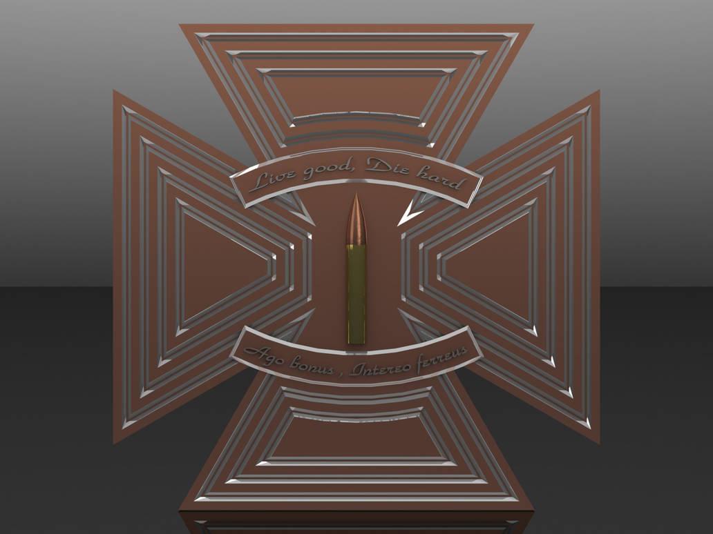 Iron Cross Wallpaper By Solid 3d Design On Deviantart