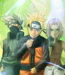 Team Kakashi - Shippuden