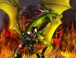 Green firebringer
