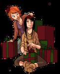 Secret Santa for DessyS by ChatterFox