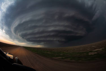Monster in The Sky by NC-StormChaser