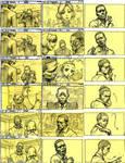 The Boondocks Story Board-2