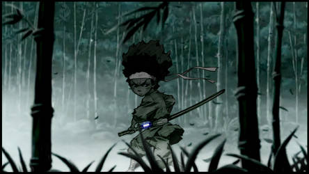 Samurai Huey by kse332