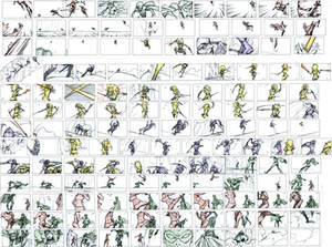 Young Justice Thumbnails