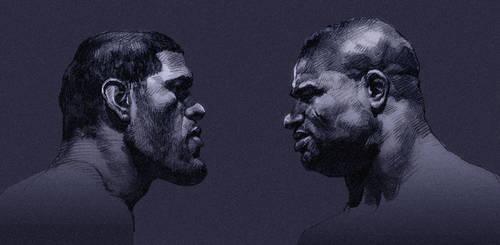 Antonio Silva vs Alistair Overeem