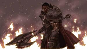 LOL Darius fan art by kse332