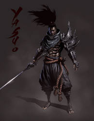 Yasuo by kse332