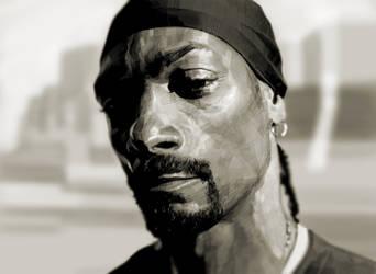 Snoop Dogg by kse332