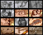 League of Legends Annie Origins Storyboard-3