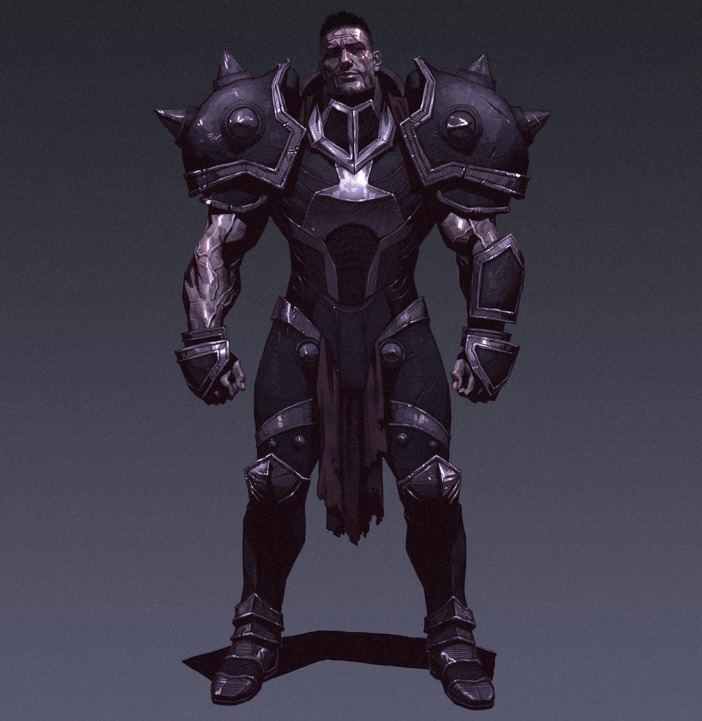 Darius concept