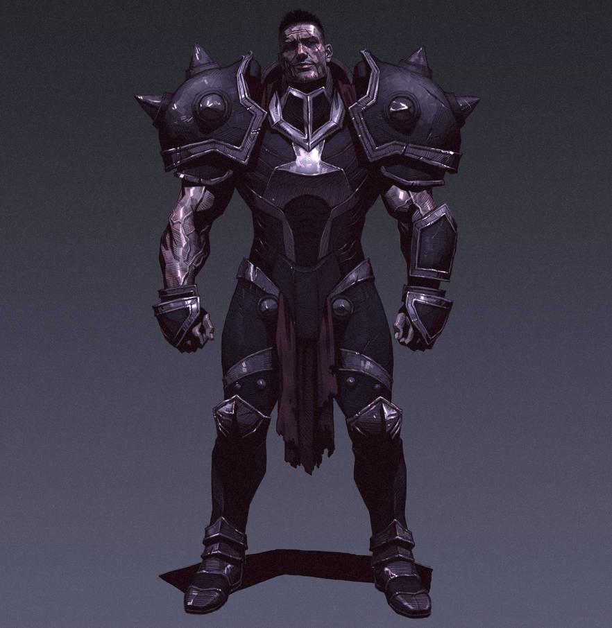 Darius concept by kse332