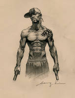 Gangster by kse332